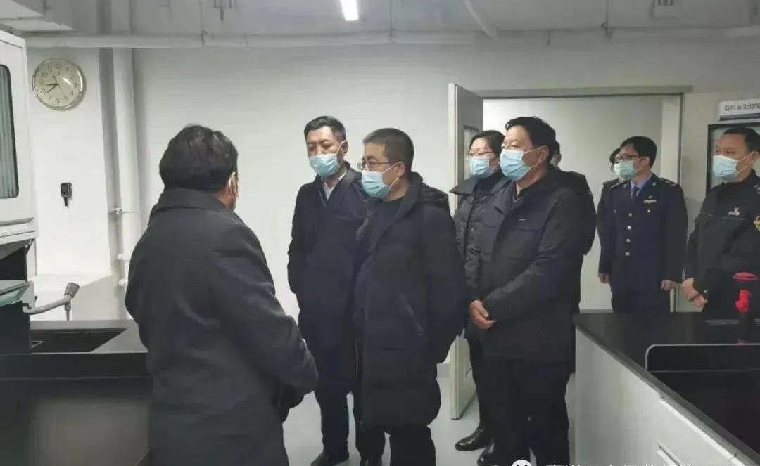 囊谦县组织市场监督管理领域代表团赴京交流学习